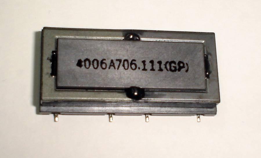 LCD Inverter Trasformatore 4006A ; Darfon ; Inverter Scheda Trasformatore