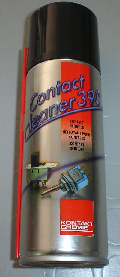 kontakt cleaner 390