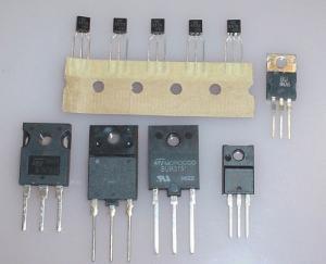 Bf422 transistor